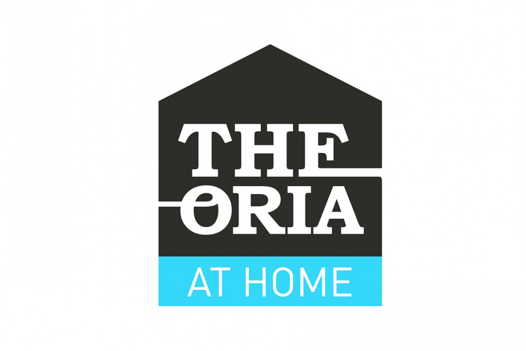 Logo Theoria at Home