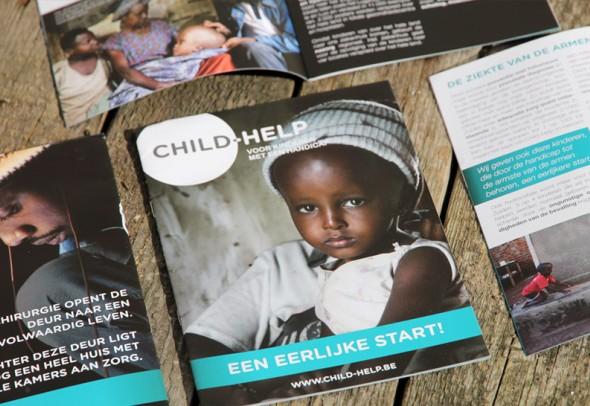 Child-Help brochures