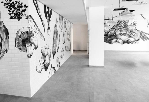 Murals Onze Keuken