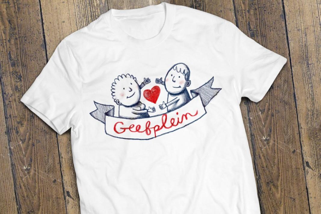 Geefplein T-shirt