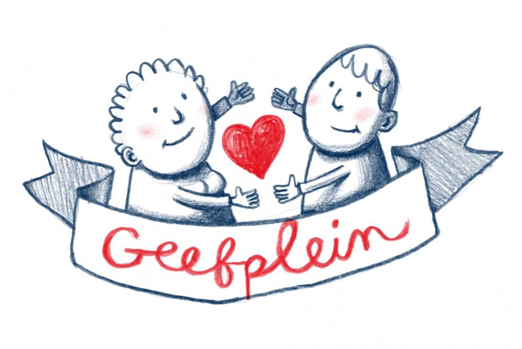Geefplein logo