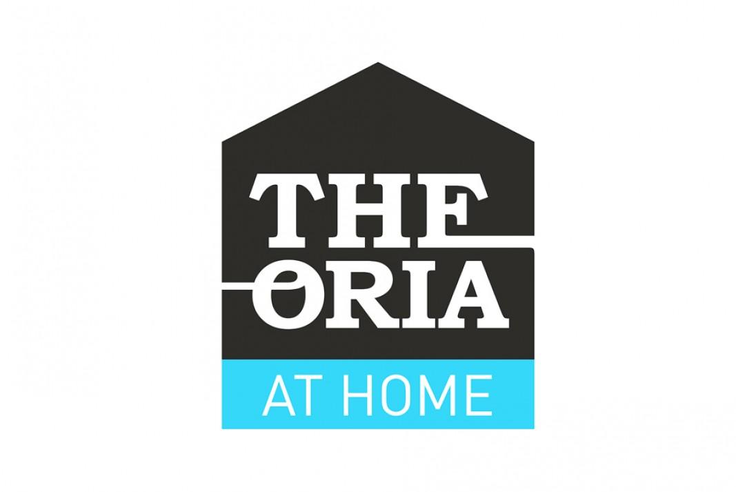 Logo Theoria at Home