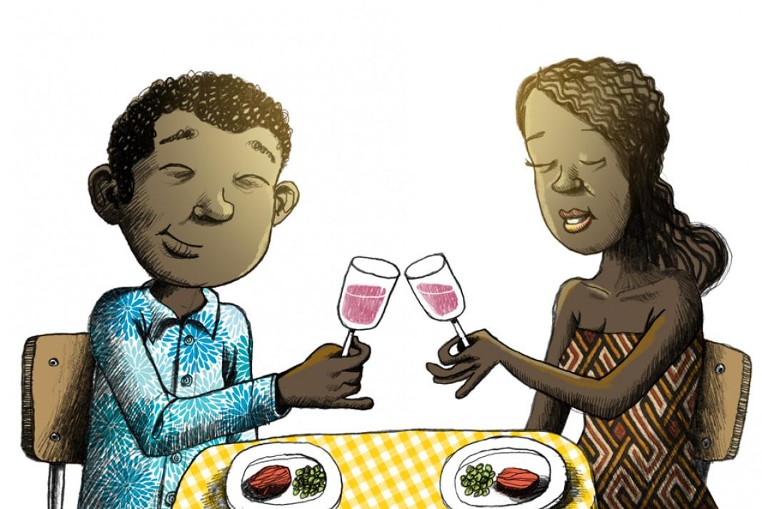 wijn afrika